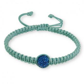 "Shamballa náramek s krystaly ""Irena"""